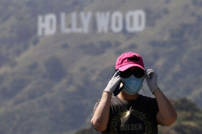 好萊塢欲安全恢復拍攝 外媒:可借鏡成人影視產業作法