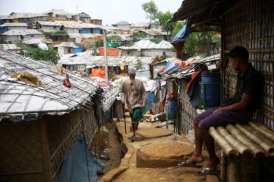 武漢肺炎》孟加拉羅興亞難民營擠百萬人 驚見2人確診