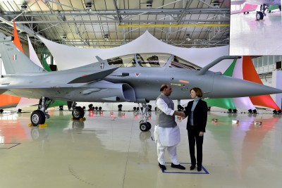 軍情動態》提升對中國、巴基斯坦打擊能力 印度7月迎 「飆風」戰機