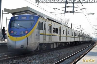 台鐵列車撞死腳踏車騎士 大湖站至中洲站一度受阻