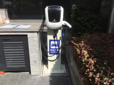中市公寓大廈設電動車充電站 最高可獲5萬元補助