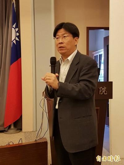 陳師孟托孤之作 監院促法務部檢討假釋、縮刑機制