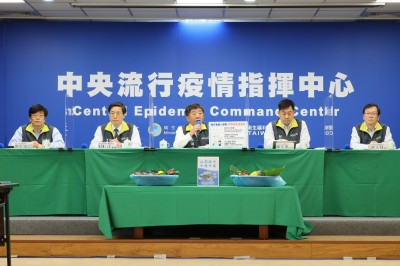 鍾南山稱中國面臨第二波疫情 陳時中:嚴陣以待