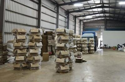 每包最低賣5元!警破地下工廠扣私菸 市值達1500萬