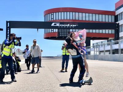 百名車友見證  熱血車友在賽車場求婚成功!