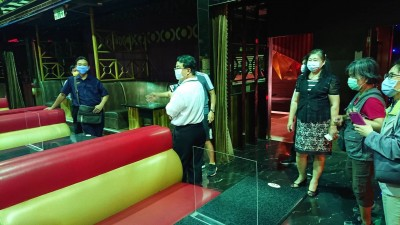 比照同業防疫切結 台南又兩家舞廳獲准復業