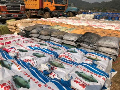 亞洲最大!緬甸查獲「數以噸計」毒品走私