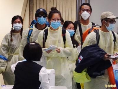 台灣包機助6日人返國 日本網友超感動:了不起的國家!