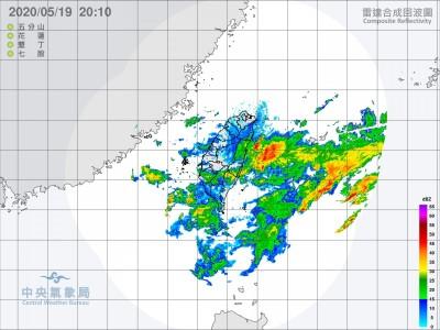 週四至週六「全台降雨」 中南部山區恐有大豪雨