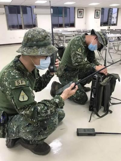 桃市復興山區防豪大雨 32特戰官兵「超前部署」