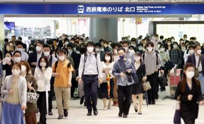 日本僅剩8行政區維持「緊急事態宣言」 擬作為生活圈整體解除