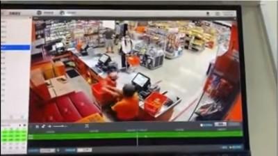 家樂福弱視店員遭毆打 網爆:店長稱「報警恐被解僱」