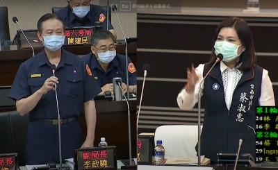 議員爆台南開罷韓賭盤  局長:如果有一定抓