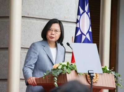 龐皮歐祝賀「蔡總統就職」 中官媒威脅:軍艦戰機可更靠近台灣