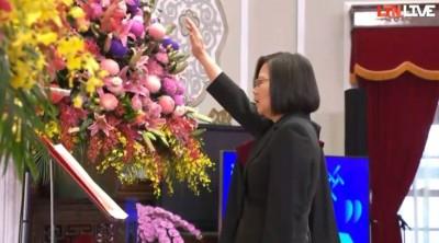 520新局》蔡英文、賴清德完成宣誓 就任第15任總統暨副總統