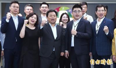 民進黨成立網路社群中心 林鶴明領軍、廖泰翔擔任主任