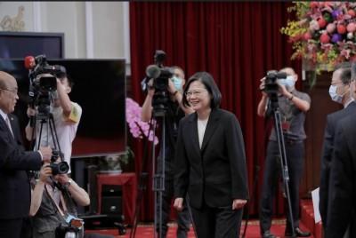 520新局》日媒:中國持續打壓台灣 蔡英文面臨更大挑戰