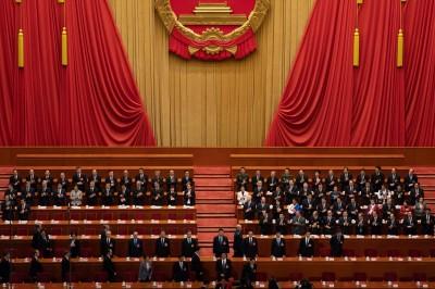 520新局》中國人大會談蔡英文演說?英專家:統一愈來愈難
