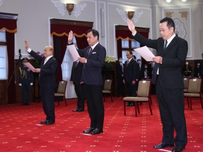 520新局》蘇揆任期重要任務 政院:成立數位發展部會