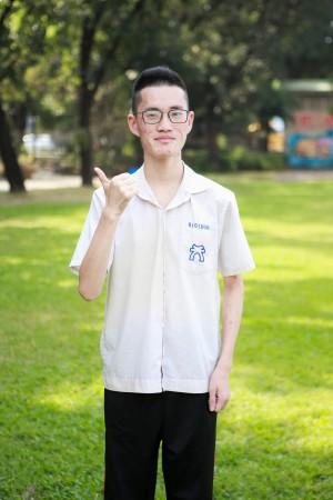 父母聽、視障 自閉症高中生獲總統教育獎