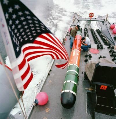 美售台MK-48重型魚雷 專家揭原因