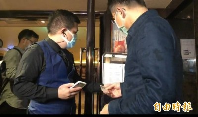 酒客不配合防疫 酒店業者共識:一切報警處理