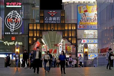 日本擬鬆綁關西3府縣 東京首都圈仍維持緊急狀態