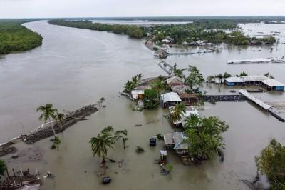 熱帶氣旋「安攀」強襲印度孟加拉 重創世界遺產已84死