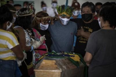 武漢肺炎蔓延至亞馬遜雨林部落 巴西市長擔心「種族滅絕」