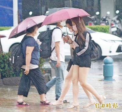 48小時內要當心! 專家:慎防風速強產生的連續強降雨