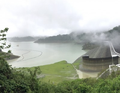 南部山區大雨 曾文水庫9小時降雨破百毫米