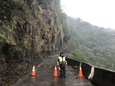 雨灌屏東山區 霧台鄉下午停班停課