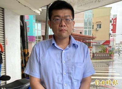 屏基工會理事長、時力主委詹智鈞 被院方通知不續聘