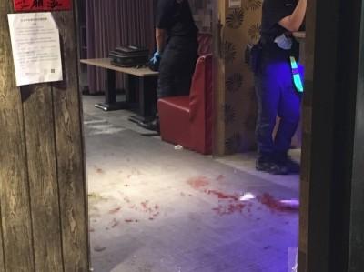 萬華阿公店喋血 男酒客遭10人圍毆砍傷
