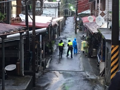 超大豪雨炸山區 屏縣來義、三地門2鄉逾500人撤離中