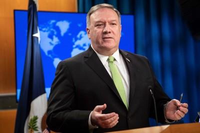 港版國安法 美國務院強烈呼籲中國「重新考慮」
