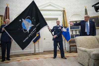 軍情動態》美太空軍再立里程碑 接手「奧林匹克防衛者計畫」