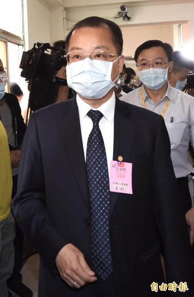 解密!刑事局長去年赴中國交流   原來是參加警察學術研討會