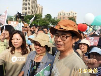 民進黨高市黨部明改選 陳菊、陳其邁都將回老家投票