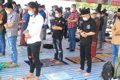 台灣防疫佳開齋節照辦   伊斯蘭移工感動中祈禱