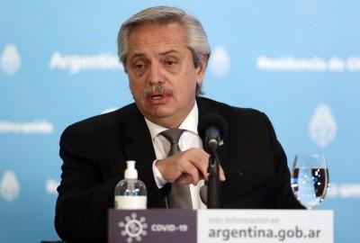 武漢肺炎》阿根廷單日確診704例創新高 首都延長封鎖至6月7日