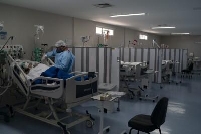 武漢肺炎》巴西日增逾1萬6千例 確診數躍居全球第二高