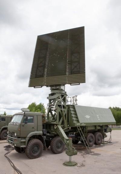 軍武新知》俄羅斯推銷新款雷達 號稱能追蹤極音速武器