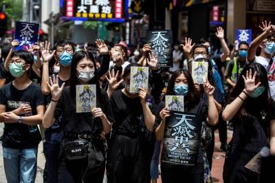 籲民進黨具體修法 江啟臣:別讓「撐香港」淪口號