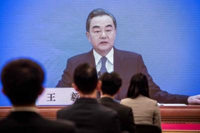 回擊王毅稱兩岸必統一 外交部:台灣前途台灣人決定