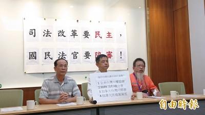 台灣陪審團協會鄭文龍:台灣若採參審制 等於是跟中國統一了