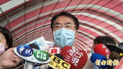 邀陳時中到台南 黃偉哲:最好下個週末就能來