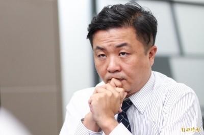 坦言台灣只能顧好自己 呂秋遠:不期望開放香港人移民