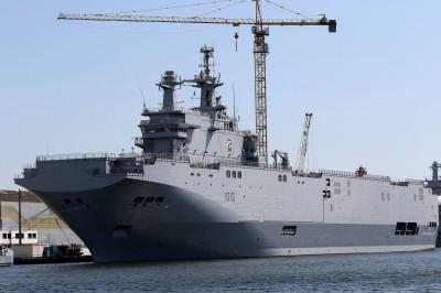軍情動態》俄羅斯以418億元簽約 打造2艘新兩棲攻擊艦