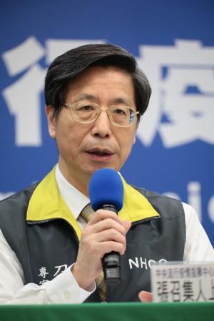 中國疫苗臨床試驗出現副作用 張上淳:安全性是優先考量